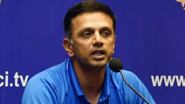 इस दिग्गज खिलाड़ी का दावा, कहा- Rahul Dravid बन सकते हैं अगले हेड कोच, ले सकते हैं रवि शास्त्री की जगह