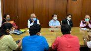 दिल्ली में विपक्षी नेताओं की बैठक, राहुल गांधी- गौरव गोगोई, सुप्रिया सुले समेत कई दलों के नेता हुए शामिल