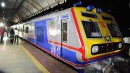 Mumbai: आवश्यक और सरकारी कर्मचारियों के लिए लोकल ट्रेनों में यात्रा के लिए पूर्ण टीकाकरण अनिवार्य: महाराष्ट्र सरकार