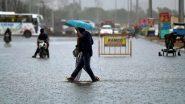 Weather Update: तेज बारिश से दिल्ली का बुरा हाल, IMD ने इन राज्यों के लिए जारी किया रेड अलर्ट