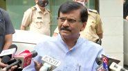 Maharashtra: सीएम उद्धव ठाकरे के 'भविष्य मित्र'  वाले बयान पर संजय राउत की सफाई, हम लोग कहीं नहीं जा रहे BJP नेता चाहें तो हमारी सरकार में शामिल हो सकते हैं
