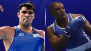 Tokyo Olympics 2020: बॉक्सर सतीश कुमार ने रिकार्डो ब्राउन को चटाई धुल, 4-1 से मुकाबला किया अपने नाम