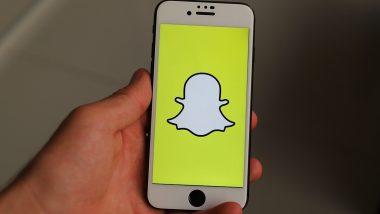 लाखों लोगों के लिए Snapchat हुआ क्रैश, कंपनी ने कहा,समस्या को दूर कर लिया गया