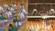 Tokyo Olympics 2020: क्या टोक्यो ओलंपिक 2020 के उद्घाटन समारोह में किया गया सूर्य नमस्कार? यहां पढ़ें सोशल मीडिया पर वायरल हो रही खबर की पूरी सच्चाई