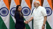 Tokyo Olympics 2020: Mirabai Chanu ने पहले ही दिन जीत सिल्वर मेडल, PM मोदी ने शानदार उपलब्धि पर किया ये ट्वीट