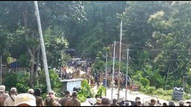 Assam-Mizoram Dispute: असम और मिजोरम पुलिस आमने-सामने, झड़प मारपीट और पथराव भी हुआ, दोनों राज्यों के मुख्यमंत्री भी ट्वीटर पर भिड़े, जानें मामला