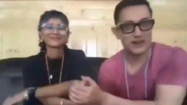 तलाक के फैसले बाद पहली बार सामने आए Aamir Khan और Kiran Rao,कहा- हम दोनों एक ही परिवार हैं (Watch Video)