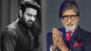 Amitabh Bachchan और Prabhas ने शुरू की Project K की शूटिंग, फोटो आई सामने