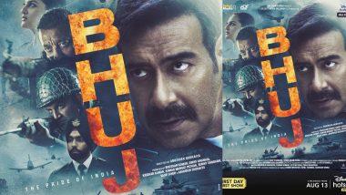 Bhuj – The Pride of India: अजय देवगन की फिल्म का नया पोस्टर हुआ रिलीज, 12 जुलाई को सामने आएगा ट्रेलर