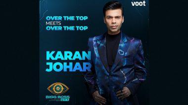 Salman Khan नहीं अब Bigg Boss में दिखाई देगा Karan Johar का दम, सोशल मीडिया पर किया ऐलान