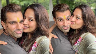 फिल्मों से दूर पति Karan Singh Grover के साथ रोमांटिक होती दिखी Bipasha Basu, सोशल मीडिया पर Photos की शेयर
