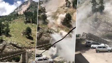 Landslide In Himachal Pradesh: हिमाचल प्रदेश के किन्नौर में हुआ बड़ा हादसा, भूस्खलन से 9 पर्यटकों की मौत