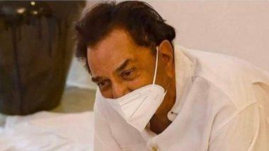 Dilip Kumar को अंतिम विदाई देने पहुंचे धर्मेंद्र नहीं रोक पाए अपने आंसू, लिखा- दोस्तों जान निकल गई मेरी