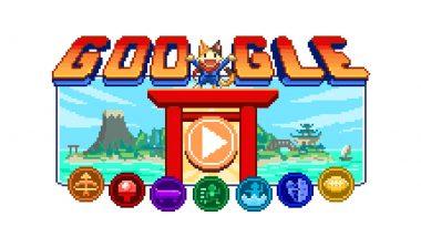 Tokyo Olympics 2020: टोक्यो ओलंपिक 2020 के आगाज को गूगल ने इस अंदाज में किया सेलिब्रेट, यूजर्स को दिया Doodle Animated Champion Island Games खेलने का मौका