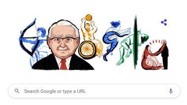 Sir Ludwig Guttmann Google Doodle: सर लुडविग गुट्टमन की 122वीं जयंती, गूगल ने पैरालंपिक खेलों के संस्थापक को समर्पित किया ये खास डूडल