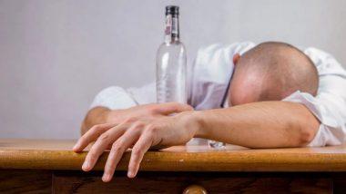 नशे में धुत शख्स को महिला ने ऐसे सिखाया सबक, लोग बोले- शराब छुड़वाने का यह सबसे कारगर तरीका