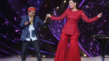 Indian Idol 12 में पहुंची करिश्मा कपूर, पवनदीप राजन की परफॉरमेंस देख स्टेज पर करने लगी डांस