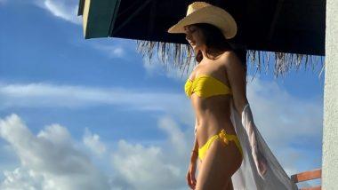 Kiara Advani अपनी Bikini बॉडी को कर रही हैं बेहद मिस, Hot Photo शेयर कर इंटरनेट पर लगाई आग