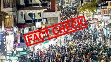 Fact Check: कोरोना के खतरे के बीच मनाली की यह तस्वीर सोशल मीडिया पर हो रही है खूब वायरल, जानें क्या है इसकी सच्चाई