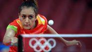 Tokyo Olympics 2020: मनिका बत्रा ने महिला एकल के दूसरे राउंड में यूक्रेन की मार्गरीटा पेसोत्स्का को हराया
