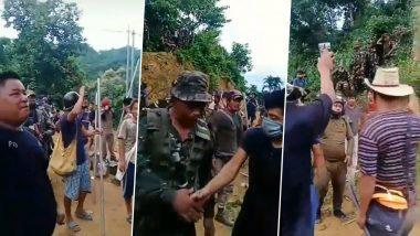 Assam-Mizoram Border Clash: विशेषज्ञों ने कहा- सीमा विवाद के समाधान के लिए असम-मिजोरम के पास न्यायालय जाने का विकल्प