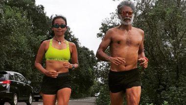 Milind Soman संग पुर्तगाल से स्पेन तक 320 किलोमीटर पैदल चल चुकी हैं Ankita Konwar, फोटो शेयर कर सुनाया किस्सा
