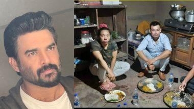 ओलंपिक सिल्वर मेडल विजेता मीराबाई चानू को जमीन पर बैठकर खाना खाते देख हैरान हुए R Madhavan, कर दिया ऐसा ट्वीट