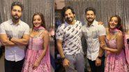 Monalisa Desi Look: पति के जन्मदिन पर देसी अंदाज में नजर आई भोजपुरी क्वीन मोनालिसा, देखें खूबसूरत तस्वीरें