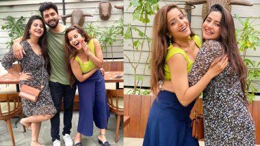 Monalisa Photos: भोजपुरी एक्ट्रेस मोनालिसा दोस्तों के साथ पार्टी करती आई नजर