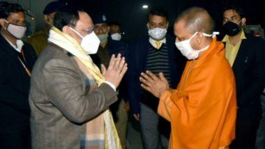 प्रधानमंत्री मोदी के बाद नड्डा ने भी योगी के कामकाज को सराहा, बोले-यूपी बना देश का नेतृत्व करने वाला राज्य