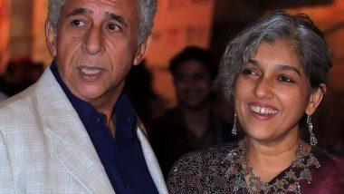 Naseeruddin Shah को अस्पताल से मिली छुट्टी, पत्नी Ratna Pathak Shah संग आए नजर, देखें Photo