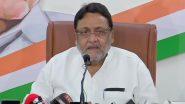 भाजपा, एनसीबी मुंबई में ''आतंकवाद'' फैला रहे हैं: मंत्री नवाब मलिक