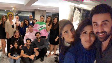 Neetu Kapoor Birthday: नीतू कपूर के बर्थडे सेलिब्रेशन में शामिल हुआ पूरा कपूर खानदान, आलिया भट्ट ने भी मारी शानदार एंट्री