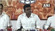 मेकेदातु बांध की बात कर मुश्किलों में घिरे कर्नाटक के नए मुख्यमंत्री, तमिलनाडु बीजेपी अध्यक्ष ने अपनी ही पार्टी के सीएम बसवराज बोम्मई के खिलाफ मोर्चा, जानिए विवाद की जड़