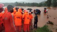 Maharashtra Flood: 100 लोगों ने गंवाई जान, फंसे हुए लोगों को निकालने में जुटी सेना