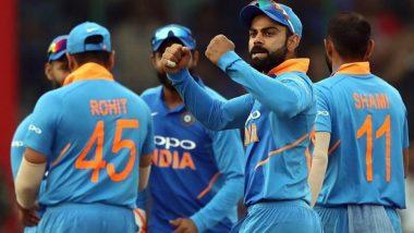 ICC T20I World Cup 2021: पूर्व दिग्गज ऑस्ट्रेलियाई खिलाड़ी ने T20I वर्ल्ड कप के लिए भारतीय प्लेइंग इलेवन का किया चुनाव, इन खिलाड़ियों को मिला मौका