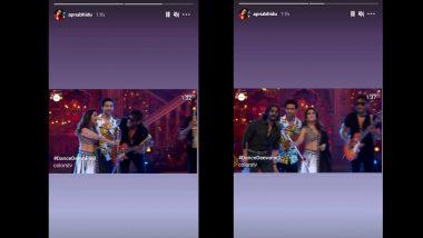 Dance Deewane के सेट पर पहुंचे जैकी श्रॉफ और सुनील शेट्टी, माधुरी दीक्षित के साथ मिलकर किया ऐसा डांस (Video)