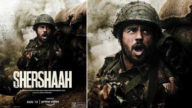 Shershaah Release Date: सिद्धार्थ मल्होत्रा और कियारा अडवाणी स्टारर 'शेरशाह' इस दिन होगी रिलीज, देखें फिल्म का टीजर Video