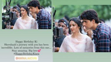 सिद्धार्थ मल्होत्रा ने रूमर्ड गर्लफ्रेंड Kiara Advani के जन्मदिन पर लिखा खास नोट, ऐसे दी बधाई