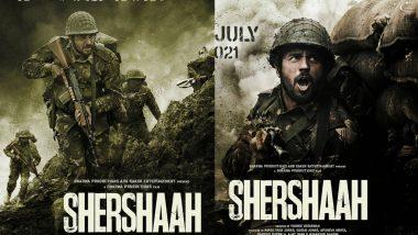 कैप्टन विक्रम बत्रा की जयंती पर अभिनेता Sidharth Malhotra ने खास अंदाज में दिया ट्रिब्यूट
