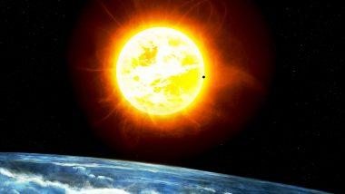 Solar Storm: पृथ्वी की तरफ आ रहा है महाविनाशक तूफान, वैज्ञानिकों ने जारी की चेतावनी, यहां पढ़ें पूरी खबर