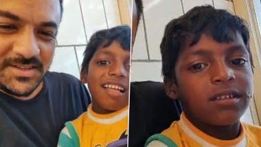 Viral Viral: वायरल वीडियो में मास्क न पहनने पर पर्यटकों को डांटने वाला बच्चा बना पुलिस का लकी मैस्कोट