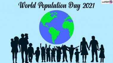 World Population Day 2021: आज है विश्व जनसंख्या दिवस, जानें इसका इतिहास और महत्व