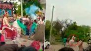 Viral Video: दूल्हे को लेकर घोड़ी भागी, बारातियों में किया 4 किमी तक पीछा, उसके बाद जो हुआ देखें वीडियो
