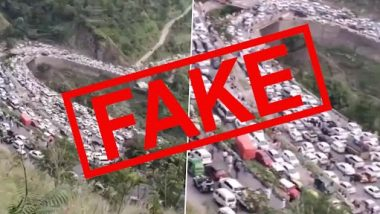 Fact Check: पहाड़ों में लगे ट्रैफिक जाम का ये वीडियो हिमाचल का नहीं पाकिस्तान का है, जानें वायरल न्यूज का सच