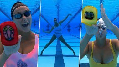 Underwater Dance Video: पानी के अंदर महिला ने किया कमाल का डांस, वीडियो देखकर दंग रह जाएंगे आप