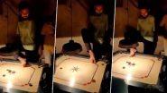 Viral Video: सचिन तेंदुलकर ने शेयर किया दिव्यांग व्यक्ति का पैरों से कैरम खेलने का प्रेरक क्लिप, देखें वीडियो