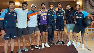 Eng vs Ind Test Series 2021: विराट कोहली ने साथी खिलाड़ियों के साथ शेयर की स्पेशल तस्वीर