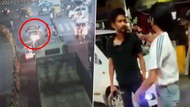 VIDEO: लखनऊ की बीच सड़क पर टैक्सी ड्राइवर से मारपीट करने वाली लड़की पर केस दर्ज, स्वाति मालीवाल बोली- ये घटना बेहद शर्मनाक