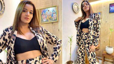 Monalisa Hot Photos: भोजपुरी एक्ट्रेस मोनालिसा ने दिखाया वाइल्ड अवतार, फोन छिपाकर देखें तस्वीरें